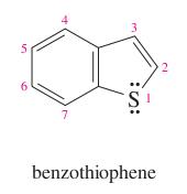 benzene + thiophene =