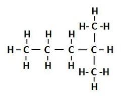 CH₃(CH₂)₂CH(CH₃)₂