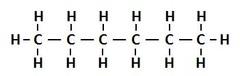 CH₃(CH₂)₄CH₃