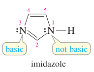 Draw the structure of pyrimidazole.