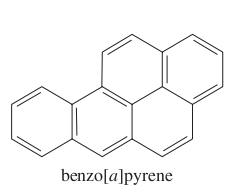 Name the large polynuclear aromatic hydrocarbon.
